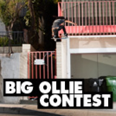 The Nuge Big Ollie Contest