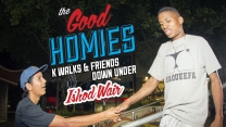 The Good Homies: Ishod Wair Interview