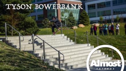 Tyson Bowerbank's