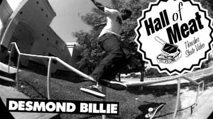 Hall Of Meat: Desmond Billie