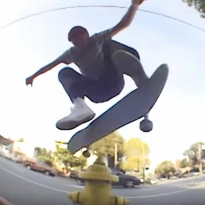 "Max Garson's ""Alien Workshop x Emage"" Part"