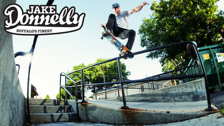 "Jake Donnelly's ""Buffalo's Finest"" Part"