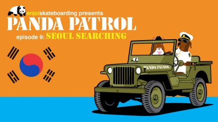 Panda Patrol: Episode 9. Seoul Searching