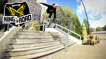 King of the Road 2015: Webisode 2