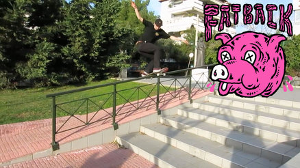 Fatback: Vans in Greece