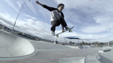 "Rough Cut: Tony Trujillo's ""Spitfire x Antihero"" Part"
