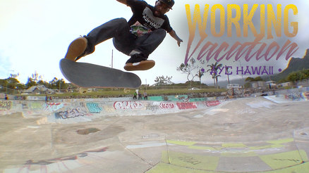 "AYC's ""Working Vacation"" Teaser"