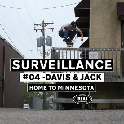 Surveillance #04: Home to Minnesota