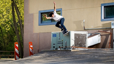 "Unwashed: Cole Wilson's ""Oddity"" Part"