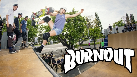 Burnout: Grosso's Ramp Jam