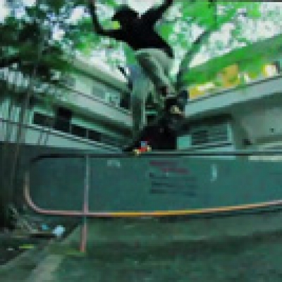 Alexis Rivera's Gullwing Part
