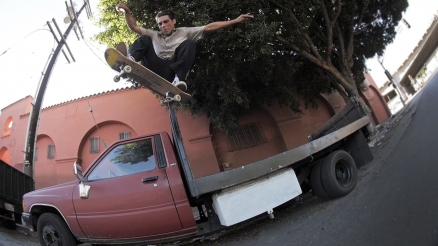 "Sammy Montano's ""sml. wheels"" Part"