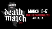 Death Match 2018 Line-Up