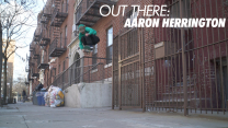Out There: Aaron Herrington