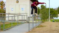"Chris Colbourn's ""New Driveway"" Part"