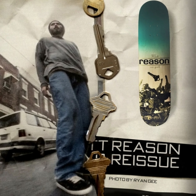 "Matt Reason's ""Keys"" Deck Reissue"