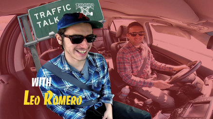 Traffic Talk: Leo Romero