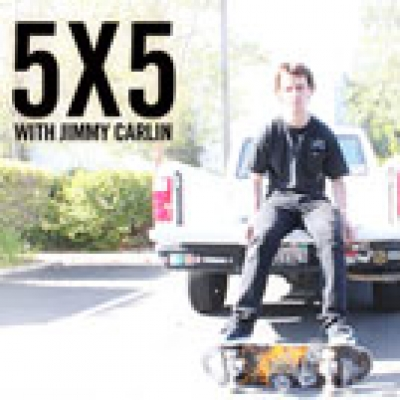 5X5 with Jimmy Carlin