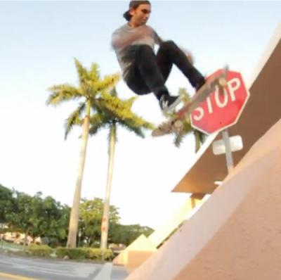 Lazaro Reyes for Bones Bearings