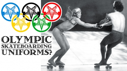 Olympic Skateboarding Uniforms?