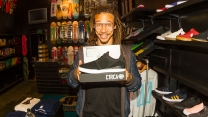 "C1RCA's ""Neen Williams Shoe Release"" photos"