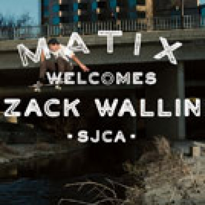 Matix welcomes Zack Wallin