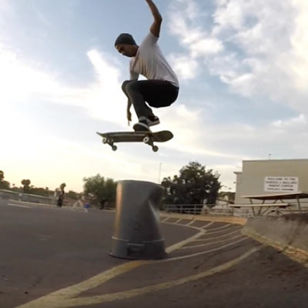 """BLUDWORTH"" a skateboard film by Mario Andrade Negos"