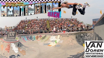Van Doren Invitational 2014: HB Women's Finals