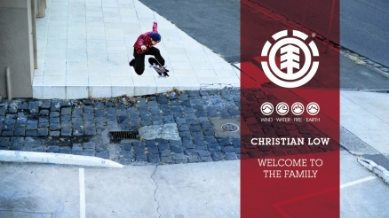 Element Australia Welcomes Christian Low