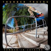 New from Thunder Trucks
