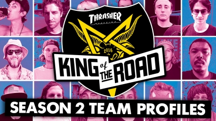 King of the Road Season 2: Teams Announced