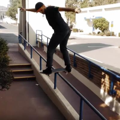 "Matt Berger's ""Album"" Part"