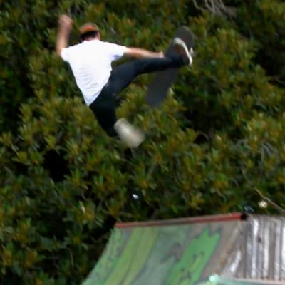 Powell-Peralta Mini Ramp Session