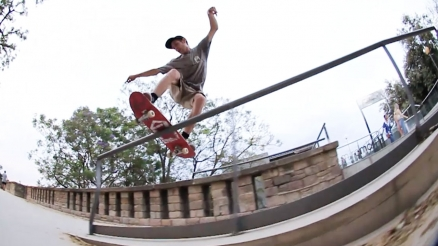 "Rough Cut: Tyler Surrey's ""Brain Gone."" Part"