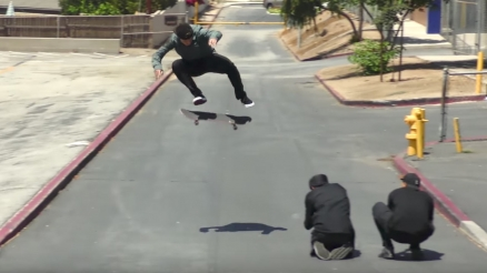 "Shane O'Neill's ""Levels"" Part"