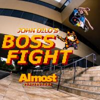 "Almost Presents John Dilo's ""Boss Fight"" Part"