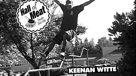 Hall Of Meat: Keenan Witte