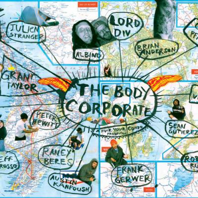"Antihero's ""The Body Corporate"" Out Now"
