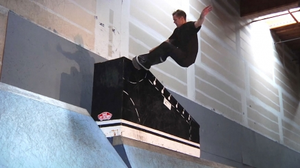 "Geoff Rowley's ""Promo"" Part"
