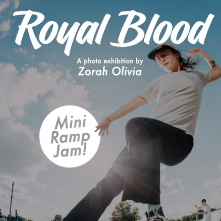 "<span class='eventDate'>April 06, 2018</span><style>.eventDate {font-size:14px;color:rgb(150,150,150);font-weight:bold;}</style><br />Zorah Olivia's ""Royal Blood"" Photo Show"
