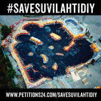 Save Suvilahti DIY