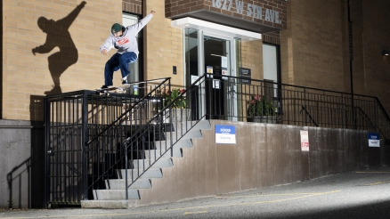 "Ryan Siemens' ""Welcome to Jenny"" Part"