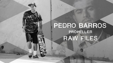 "Pedro Barros' ""Propeller"" RAW FILES"