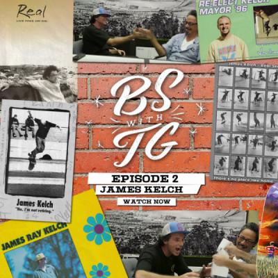 BS with TG: Episode 2 James Kelch