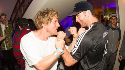 "adidas ""Away Days"" Premiere Photos"