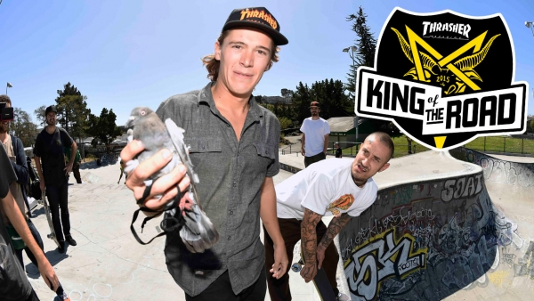 Road King Classic >> Thrasher Magazine - King of the Road 2015: Webisode 6