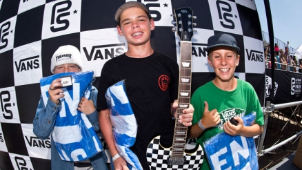 Vans Park Series: Huntington Beach Junior's Photos