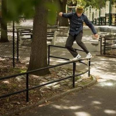 "Cyrus Bennett's ""Elite Squad"" Part"