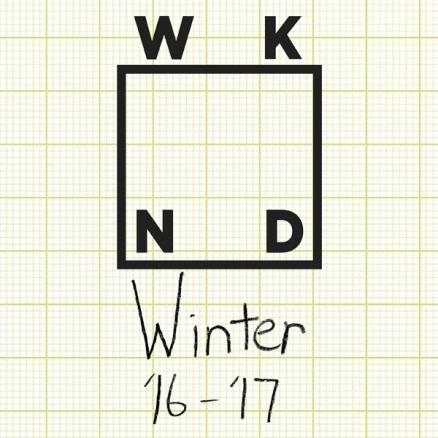 WKND's Winter Catalog