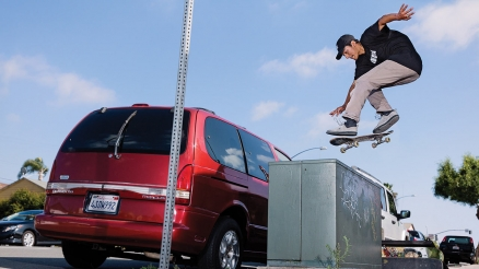 "Rough Cut: DC Shoes x Sk8mafia's ""Way of Life"" Video"